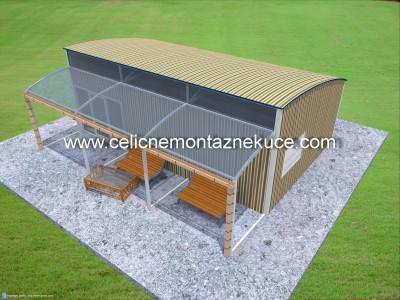 Armirano betonske montazne konstrukcije