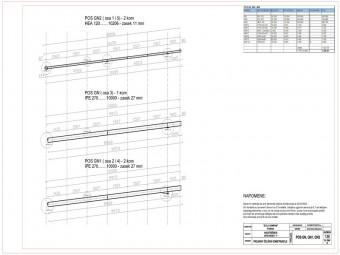 Specifikacija krovne konstrukcije