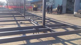 Čelične montažne konstrukcije - hale, projektovanje, izrada i montaža, montažni magacini, montažne hale, metalne hale, Bojan Manojlović, metalni magacini, Srbija