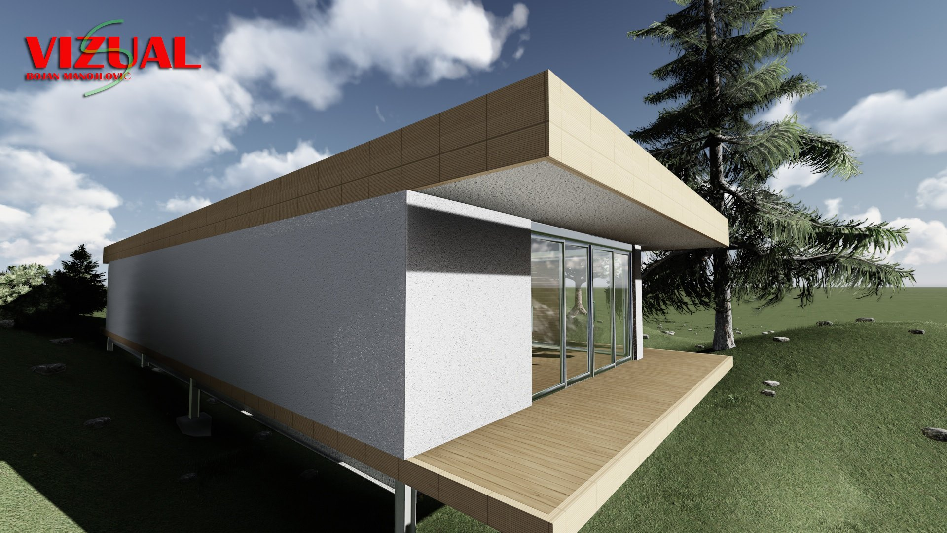 Idejna rešenja, 3d vizualizacija, 3d modelovanje, projektovanje, Kruševac, Srbija, Bojan Manojlović, VIZUAL S,
