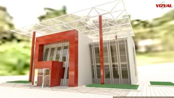 Celicne montazne kuce i hale, 3d vizualizacija, projektovanje, izvodjenje, idejna resenja, Bojan Manojlovic Vizual S, Kruševac