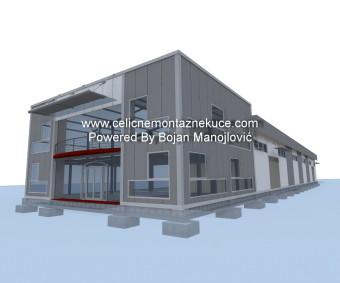 Montažne hale-čelične konstrukcije-idejna rešenja-3d vizualizacija 15-1
